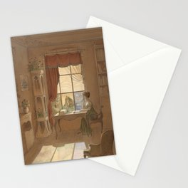 Jane Austen, Mansfield Park - the East Room Stationery Cards