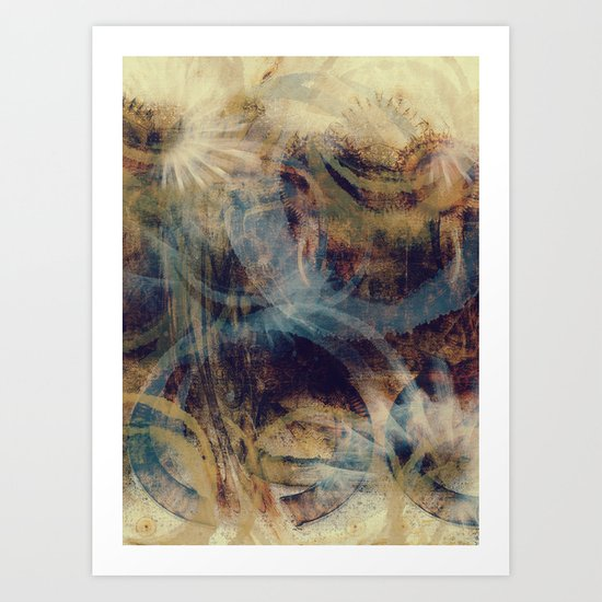 Albatros print Art Print