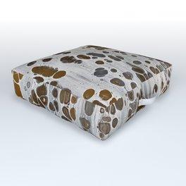Rothschild's Giraffe Outdoor Floor Cushion