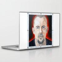 steve mcqueen Laptop & iPad Skins featuring Alexander McQueen by Michael Cu Fua