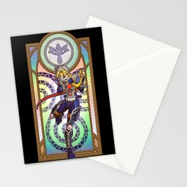 Sage of Time Stationery Cards