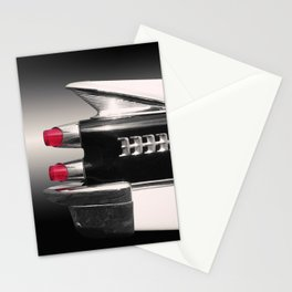 US American classic car coronet 1959 Stationery Cards