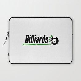 Billiard #society6 Laptop Sleeve