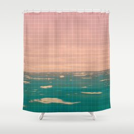 Don't Drift Shower Curtain