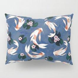 Japanese carps Pillow Sham