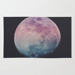 Pastel Moon Rug