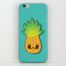 Weeping Ananas iPhone Skin