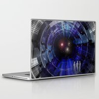 "stargate Laptop & iPad Skins featuring Stargate to ""Gliese 562"" ! by capricorn"