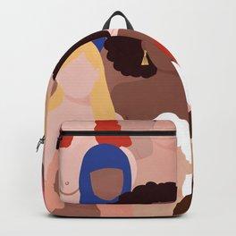 Who run the world? Backpack