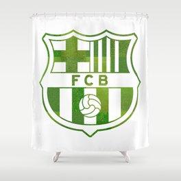 Football Club 04 Shower Curtain