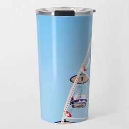 Manege sky colour Travel Mug