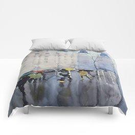 Plaze de las Cortes Comforters