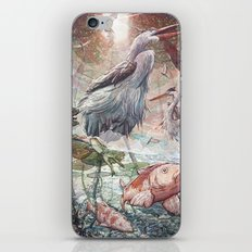 At the River Bend iPhone & iPod Skin