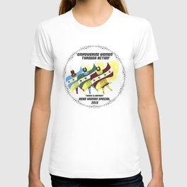 """Empowering Women Through Action"" T-shirt"