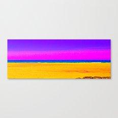 Sea Sand and Sun ! Canvas Print