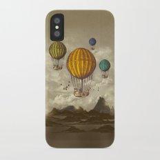 The Voyage iPhone X Slim Case