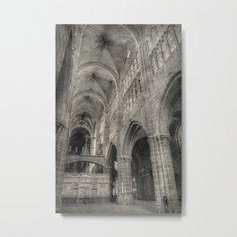 Avila Metal Print