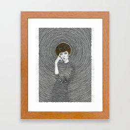 Ottavia Framed Art Print
