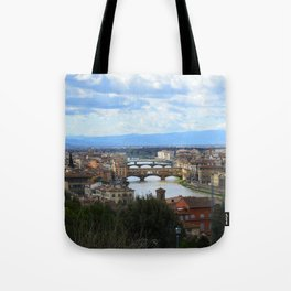 Florence- Italy Tote Bag