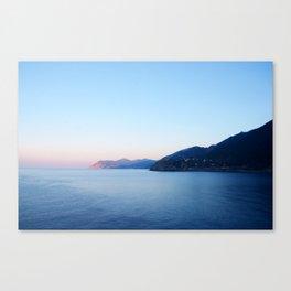 I See The Sea Canvas Print