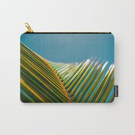 tropical colours Carry-All Pouch