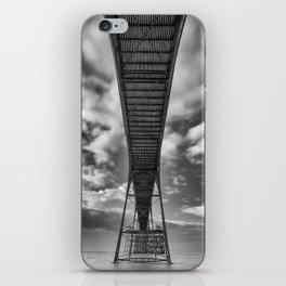 Clevedon Pier iPhone Skin