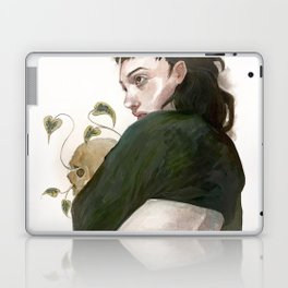 hello from the other side Laptop & iPad Skin