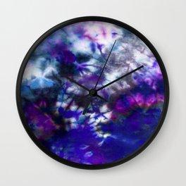 Sapphire Seas Wall Clock