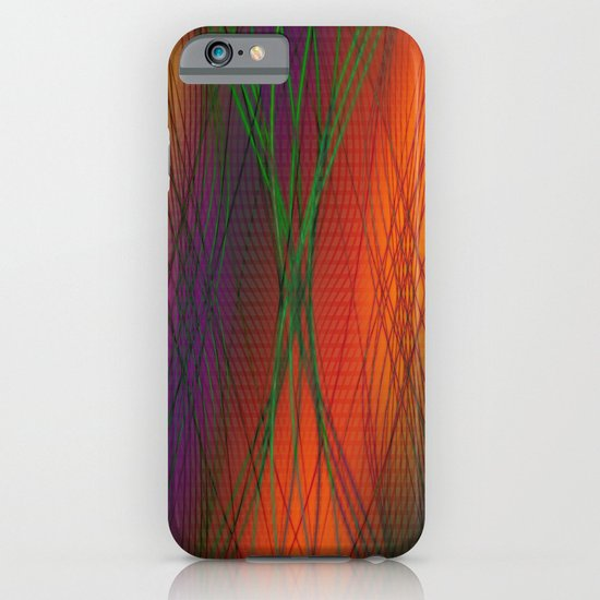 Eclectic Lines iPhone & iPod Case