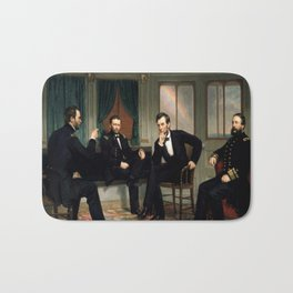 Healy, The peacemakers,1868 Bath Mat