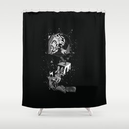 Fugitive Shower Curtain