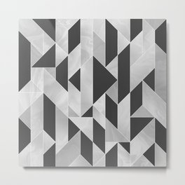 Embric Metal Print