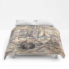 Love Story Comforters