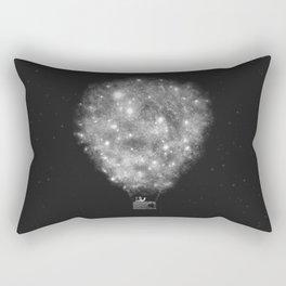 Supernova Sky Ride Rectangular Pillow