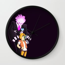 It's You I Hate The Most Wall Clock
