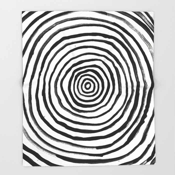 Sweet Premonition Uno Throw Blanket