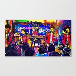 """Set Me Free"" - The Get Down Canvas Print"