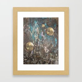 Orbitrary Souls Framed Art Print