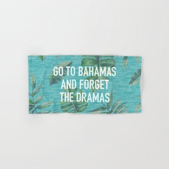 Go to Bahamas Hand & Bath Towel