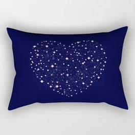 Love Story - Written in the Stars Rectangular Pillow