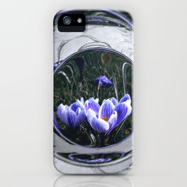 First blossoms of another spring iPhone Case