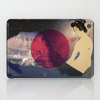 japan iPad Cases featuring Japan by Blaz Rojs