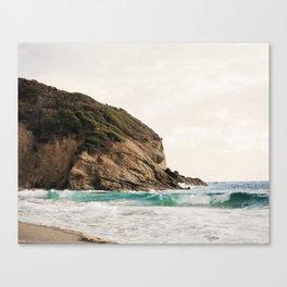 Strands Beach, Dana Point Canvas Print
