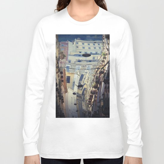 Napoli street Long Sleeve T-shirt
