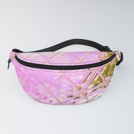 Triangle Glass Tiles 75 Fanny Pack