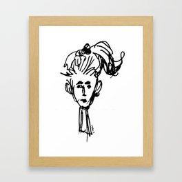 Girlkind Framed Art Print