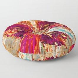 Sacred love III Floor Pillow