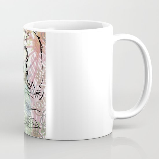Anymanimals+Whatlifethrowsatyou    Nonrandom-art1 Mug