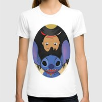 lilo and stitch T-shirts featuring Lilo & Stitch by Ashleigh Jane