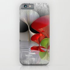 dancing polynomials on stone iPhone 6s Slim Case